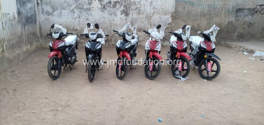 6 Bikes for YGC nation