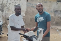 Empowering with bikes